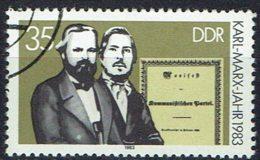 DDR 1983, Mi Nr 2785, Gef.gestempelt - DDR