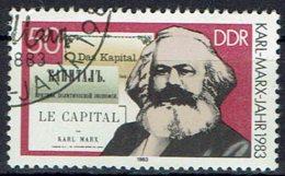 DDR 1983, Mi Nr 2786, Gef.gestempelt - [6] Democratic Republic