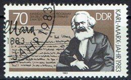 DDR 1983, Mi Nr 2787, Gef.gestempelt - DDR