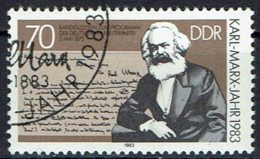 DDR 1983, Mi Nr 2787, Gef.gestempelt - [6] Democratic Republic