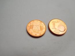 Piéce 1 Centime Euro , Malte , Malta , 2008 - Malta