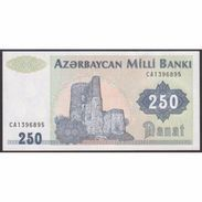 TWN - AZERBAIJAN 13b - 250 Manat 1999 Prefix CA UNC - Azerbaigian