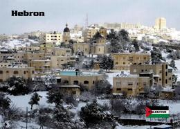 Palestine Hebron Town UNESCO New Postcard Palästina AK - Palestine