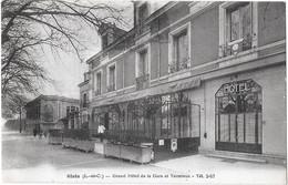BLOIS --Grand Hotel De La Gare Terminus - Blois