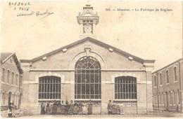 Dépt 30 - MOUSSAC - La Fabrique De Réglisse - (Collection A. B. E. N., N° 218) - Usine, Ouvrières - France