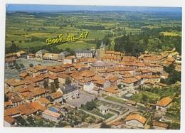 {37997} 65 Hautes Pyrénées Castelnau Magnoac , Vue Générale Aérienne - Castelnau Magnoac