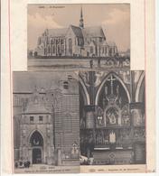 GHEEL   De Kerk   5 Cartes    2 Scan - Geel