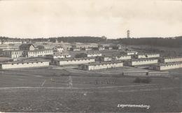 Carte-Photo - Militaire - Lager Hammelburg - Caserme