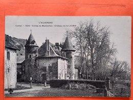 CPA (15) Château De La Laubie.   (L455) - France