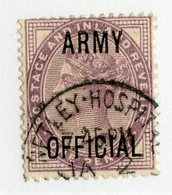 GB 454 Mi.#8 (o) (cat.1.50€) - Used Stamps