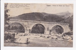 CP ITALIE  ORMEA Ponte S.Pietro Sul Tanaro - Italia