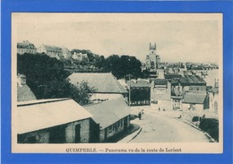 29 FINISTERE - QUIMPERLE Panorama Vu De La Route De Lorient (voir Descriptif) - Quimperlé