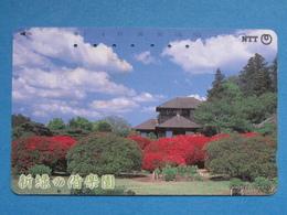JAPAN PHONECARD NTT 251-373 LANSCAPE GARDEN - Giappone