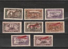 Alaouites  Yvert PA 5 à 8  8 Timbres Poste Aérienne ** Neufs Sans Charnière  - 2 Scan - Autres