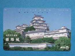 JAPAN PHONECARD NTT 331-399 CASTLE - Giappone