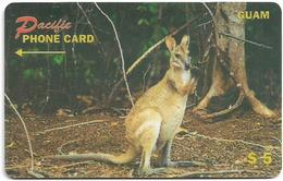 Guam - Oceania - Pacific, Kangaroo, 08.1998, 5$, 2.000ex, Fake! - Otros – Oceanía