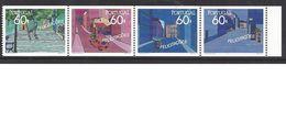 PORTUGAL Mi 1825C-1828C (1990) Postfris Mnh Xx - 1910-... Republic