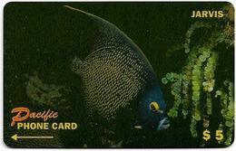 Jarvis Island - Oceania - Pacific, Fish, 12.1998, 5$, 2.000ex, Fake! - Telefoonkaarten