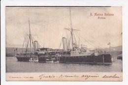 CP ITALIE BATEAU NAVE R.Marina Italiana Aretusa - Guerra