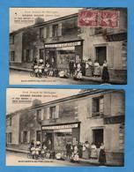 44 LOIRE ATLANTIQUE - SAINT BREVIN LES PINS Grand Bazar, Deux Cartes Identiques (voir Descriptif) - Saint-Brevin-les-Pins