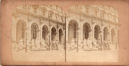 Photo Stéréoscopique - PARIS - Galerie Du LUXEMBOURG - - Photos Stéréoscopiques