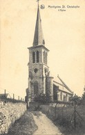 Montignies St Christophe NA3: L'Eglise - Erquelinnes