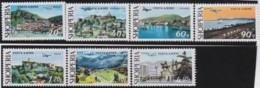 Albanien   .      Yvert      .   Luft 68/74     .    **     .      Postfrisch    .   /   .   MNH - Albanie