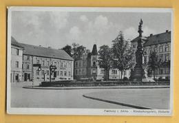 C.P.A. Freiburg Im. Schles - Hindenburgplatz Südseite - Freiburg I. Br.