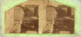 Photo Stéréoscopique - à Identifier - 2 Ième Choix - - Stereo-Photographie
