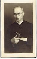 Abbé OUWERX M. - HASSELBROEK / PEER / VILLERS L'EVÊQUE / MONTENAKEN / Grand-LOOZ / HAREN / LANDEN Décédé SLEIDINGE 1952 - Imágenes Religiosas