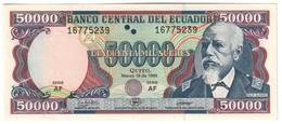 ECUADOR50000SUCRES10/03/1999P130UNC.CV. - Ecuador