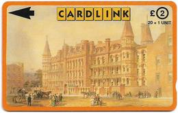 UK (Cardlink) - Great Ormond Street Hospital, 3CLKC, 3.000ex, Used - Ver. Königreich