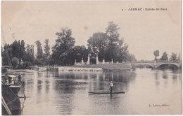 16. JARNAC. Entrée Du Parc. 4 - Jarnac