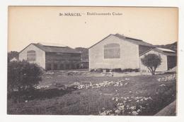 Au Plus Rapide Marseille Quartier Saint Marcel Etablissements Coder Excellent état - Saint Marcel, La Barasse, St Menet