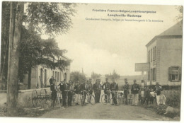 Longlaville-rodange Gendarmes Français Belges Et Luxembourgeois - France