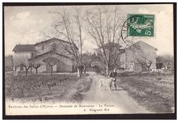 Environs Des Salins DHyeres Domaine De Mauvanne La Ferme - Frankreich