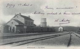 10 - Villenauxe - La Gare - Autres Communes
