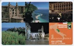 *ITALIA: VIACARD - REGIONE MARCHE (€. 50)* - Usata - Non Classificati