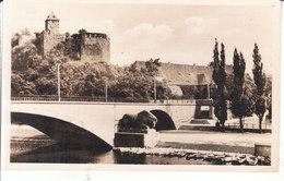 """Giebichenstein - Halle Mit """"Friedensbrücke"""" - Halle (Saale)"""