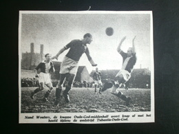 Tubantia-Oude God. Voetbal 1947 - Documents Historiques
