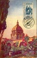 51148 Mexico, Maximum  30.3.1943 S.miguel De Allende,cupula La Las Maria,  Cathedral, Architecture - Chiese E Cattedrali