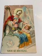 Carte Postale Vive St Nicolas - Sinterklaas