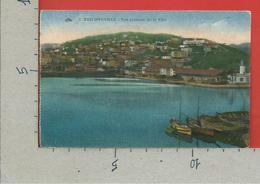 CARTOLINA NV ALGERIA - PHILIPPEVILLE - SKIKDA - Vue Generale De La Ville - 9 X 14 - 1929 - Altre Città