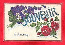 92-CPA ANTONY - Antony