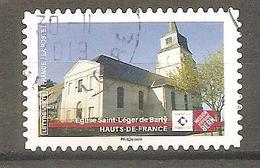 FRANCE 2019 :Y T N °1??? -oblitéré  Cachet Rond   Patrimoine - Frankrijk