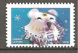 FRANCE 2019 :Y T N °1??? -oblitéré  Cachet Rond   Fantastique - Frankrijk