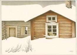 Winter Landscape - Lennart Helje - Pictura Graphica AB - Kerstmis