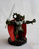 FIGURINE RARE HEROCLIX NEMESIS Rareté 4 Socle Rouge - Marvel Heroes