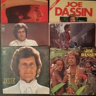 JOE DASSIN . LOT DE 6 78 TOURS - 78 T - Disques Pour Gramophone