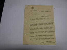 ALBANIA  -- ROMA  -- LEGATION ROYALE D'ALBANIE - Italie